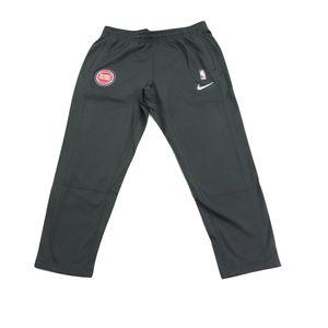 New Nike Mens 2XL Detroit Pistons Sweatpants Gray